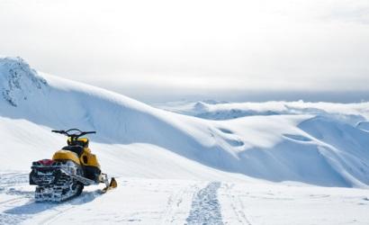 Snowmobiling Whistler - Whistler Tour